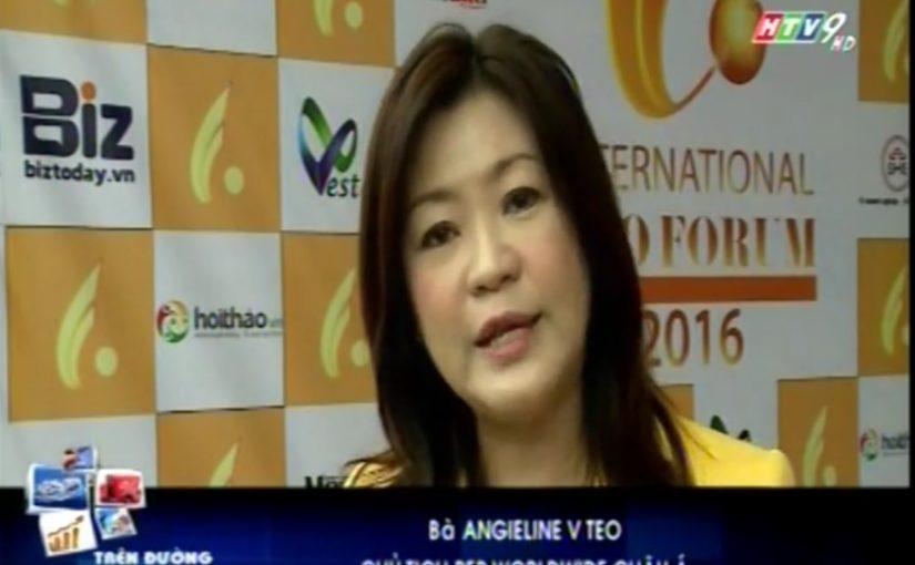 PEP CEO Forum featured on Vietnam Media