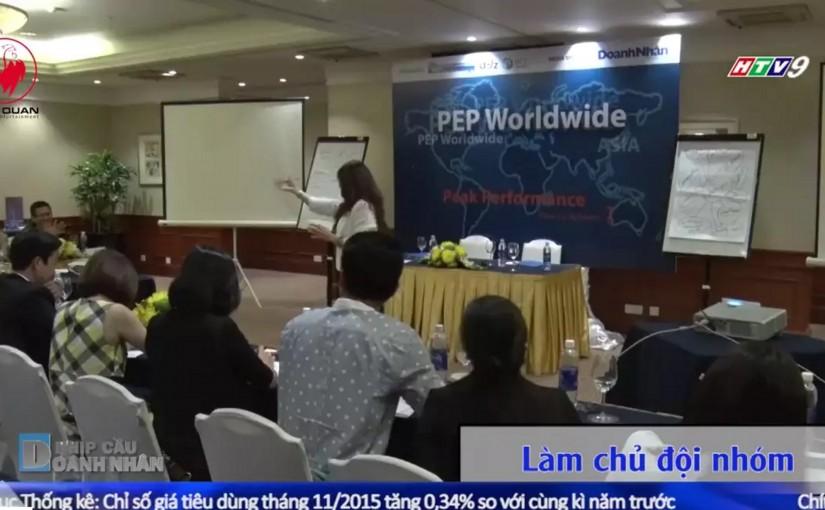 Angeline V Teo on Vietnam Media