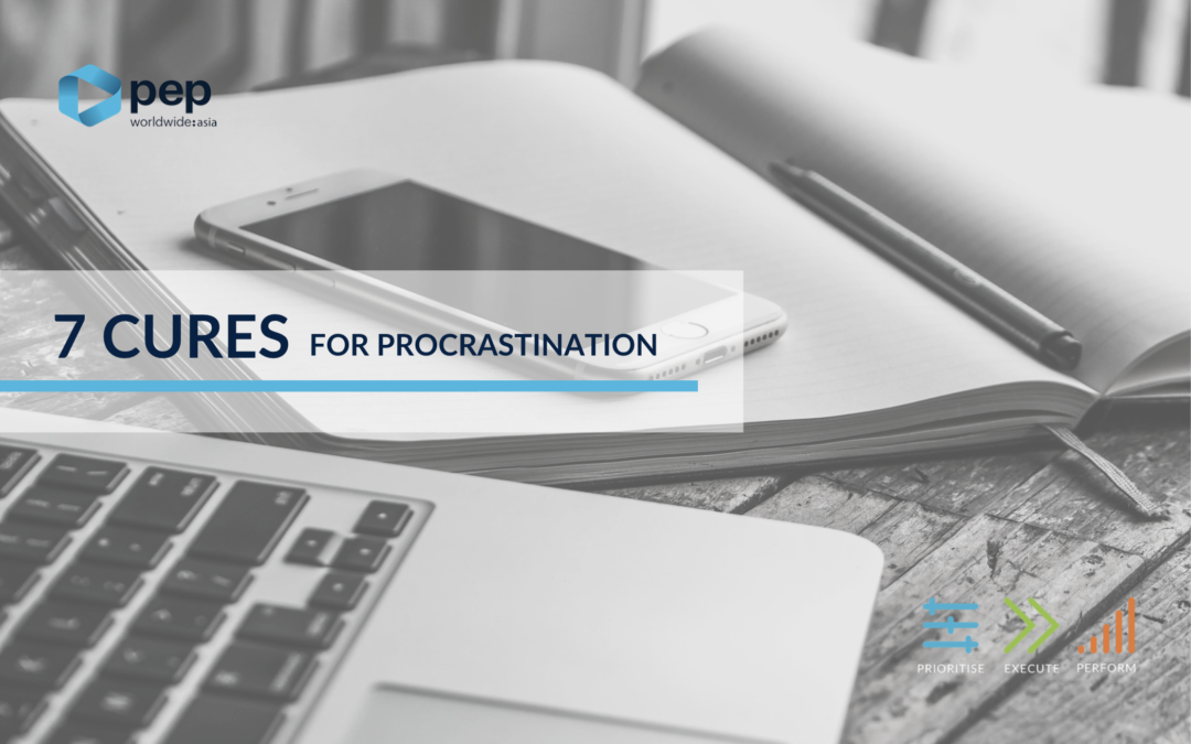 7 Cures for Procrastination