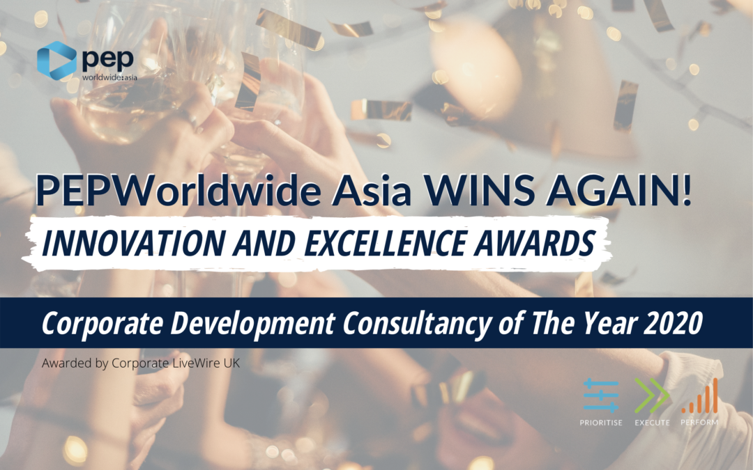 PEPWorldwide Asia WINS AGAIN!